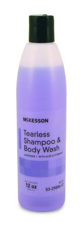 Tearless Shampoo