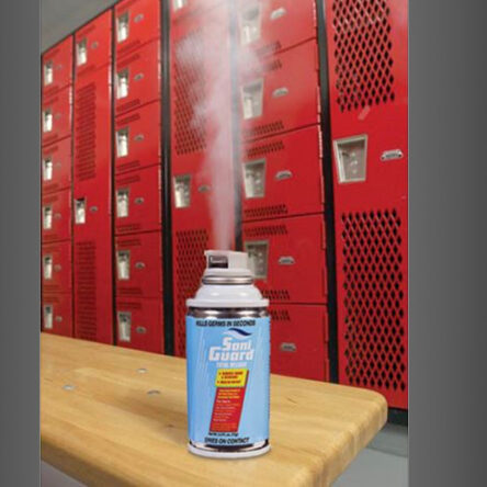 SaniGuard (12 Cans) 3 oz Room Fogger Case