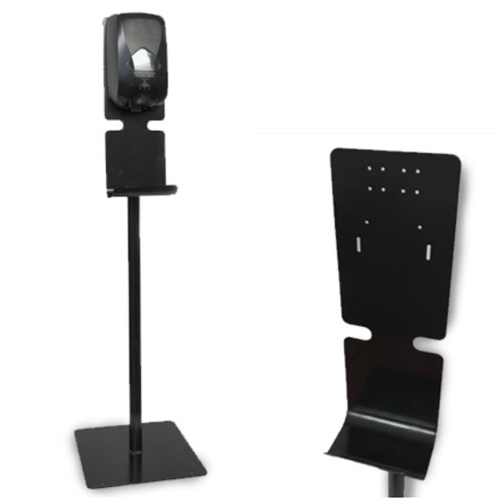 Dispensers Sanitizer Accessories Floor Stand For-Touch
